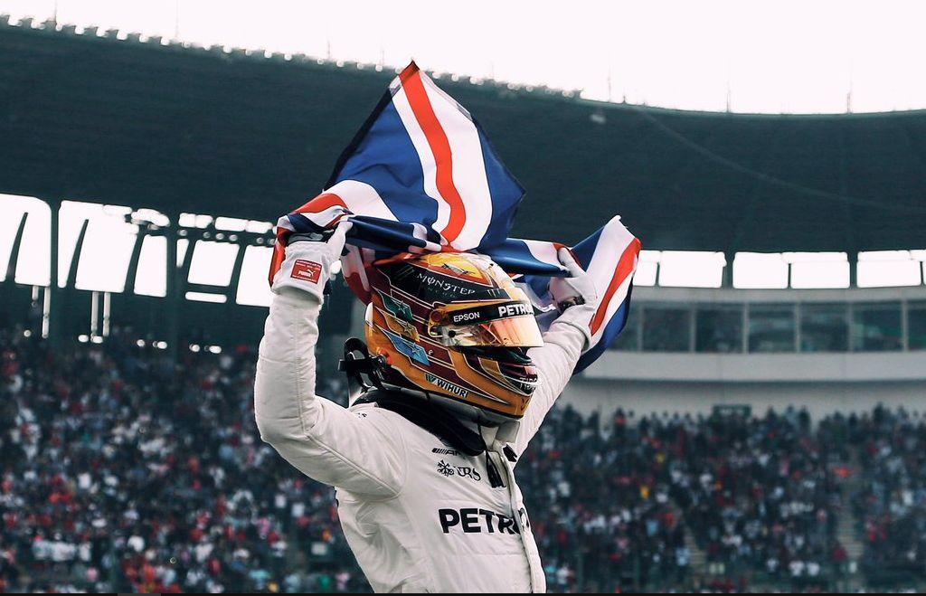 Formula 1 2017: Hamilton Campione, Vettel gentiluomo deluso in Messico