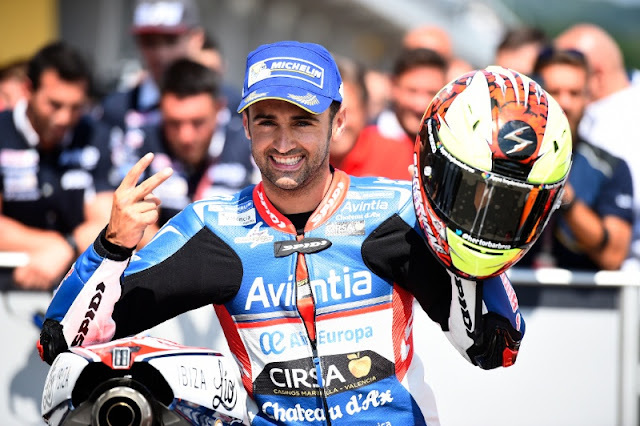 berita motogp Dovizioso Tidak Sendiri, Barbera Gantikan Iannone di Motegi