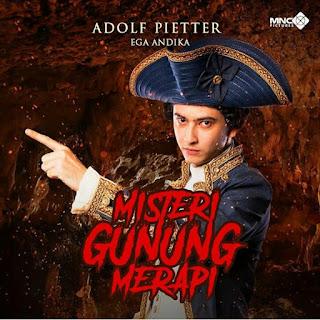 Pemeran Adolf Pietter di Misteri Gunung Merapi