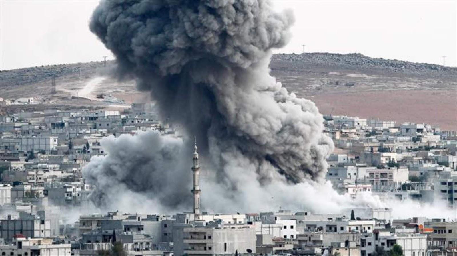 Kemhan Rusia militan di Aleppo menggunakan mortir kimia buatan sendiri