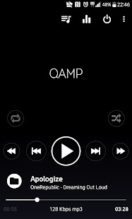 تطبيق pro mp3 player