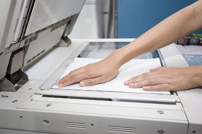 Cara Mengguanakan Mesin Fotocopy Sebagai Printer