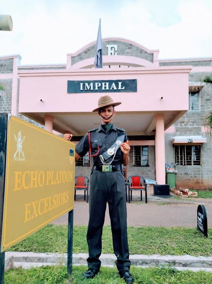 ग्राम सभा बूंगा से वीर काटल के सोरभ बने सेना में उत्तराखंड के गौरव-देखें पूरी खबर