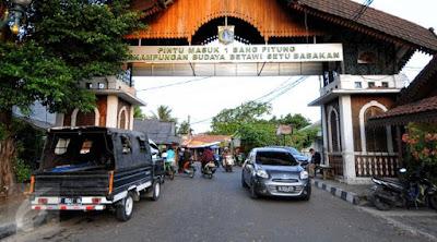 Kampung Betawi Setu Babakan jakarta