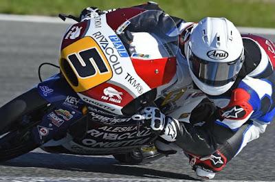 Usai Dipecat Rossi, Fenati Gabung ke Ongetta Team Moto3