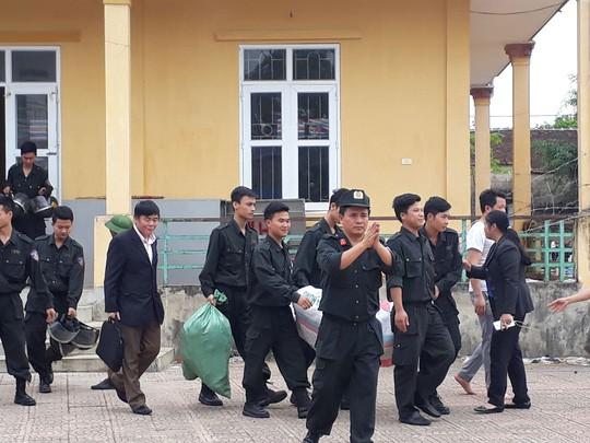 Theo ông Nguyễn Đức Chung: Ông Kình có mục đích trục lợi trên đất Đồng Tâm