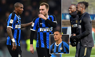 Victor Moses, Lukaku & Inter Milan players COVID-19 test results out