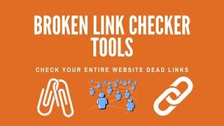 قم بعمل Broken Links Check لموقعك