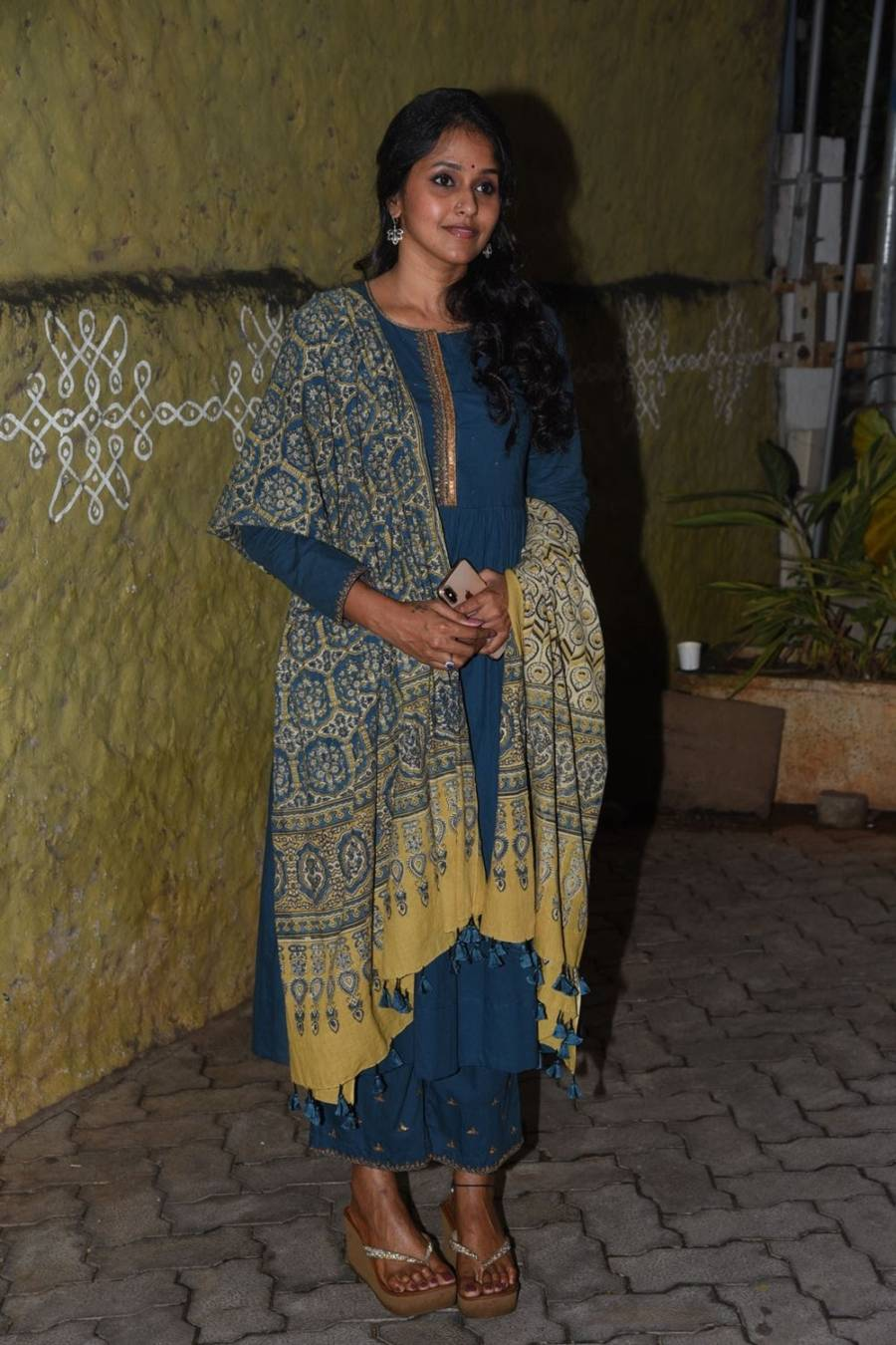 Indian Pop Singer Smita Stills At Rally for Rivers Song Launch