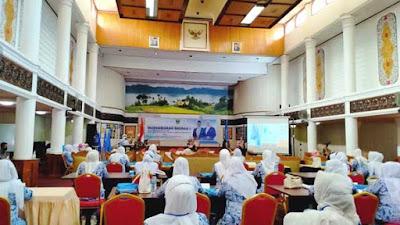 Dari Musda IWAPI Sumbar Perdana, Etty Nurhayati Jadi Ketua DPD IWAPI Sumbar