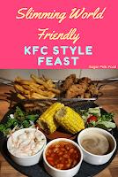 KFC feast slimming world recipe