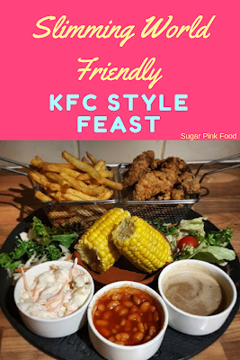 KFC feast slimming world recipe