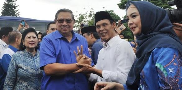 Jangan Baper karena Pernyataan SBY Soal Pemimpin Baru