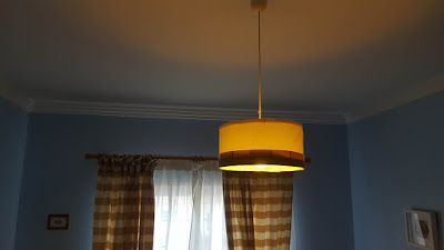 Recovered Lampshade