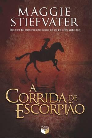 """News: Capa de """"A Corrida de Escorpião"""",da autora Maggie Stiefvater. 8"""