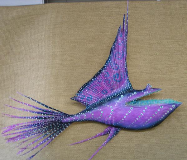 Oarfish - Fishes Oarfish Skeleton