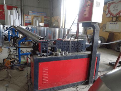 Quy trình sản xuất ống gió TPP Việt Nam Hình 9