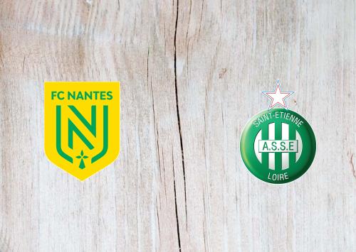 Nantes vs Saint-Etienne -Highlights 20 September 2020
