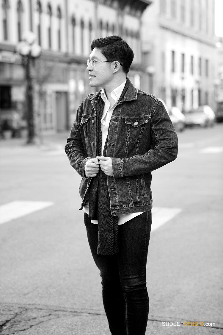 Model Style Urban Portraits for Personal Branding Social Media by SudeepStudio.com Ann Arbor Modeling Portrait Photographer