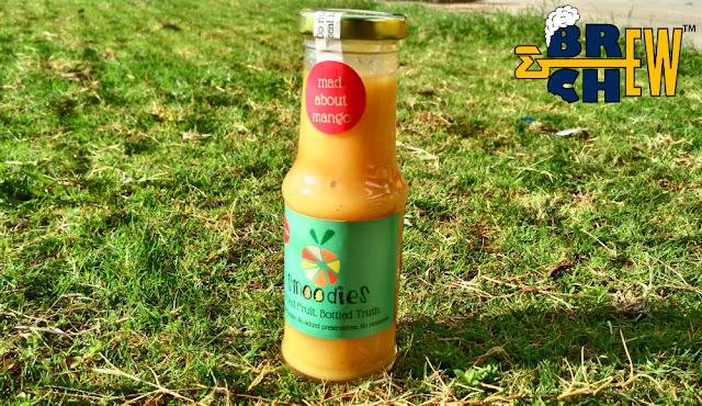 Smoodies - Natural Fruit Smoothies Review | Mango Flavour