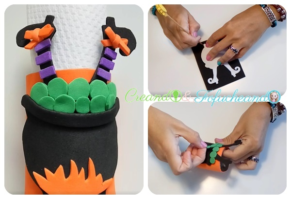 servilltero-caldero-de-bruja-4-servilleteros-reciclados-para-halloween-ideas-fáciles-con-tubos-de-cartón-creandoyfofucheando