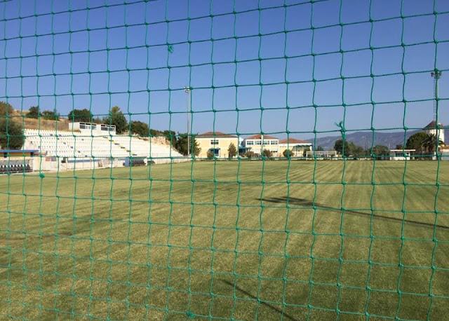Ολοκληρώνονται οι εργασίες αποκατάστασης του χλοοτάπητα στο γήπεδο  Κρανιδίου