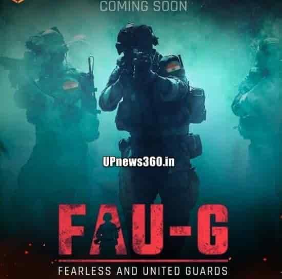 Faug Game Download apk Beta Version