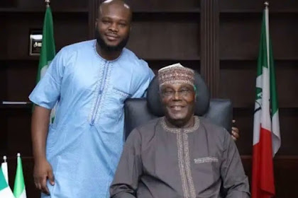 Former VP, Atiku Jubilates As Son Tests Negative Weeks After Covid19 Infection