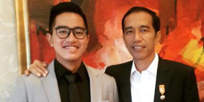 Kaesang Pangarep Kesederhanaan Putra Bungsu Presiden Jokowi