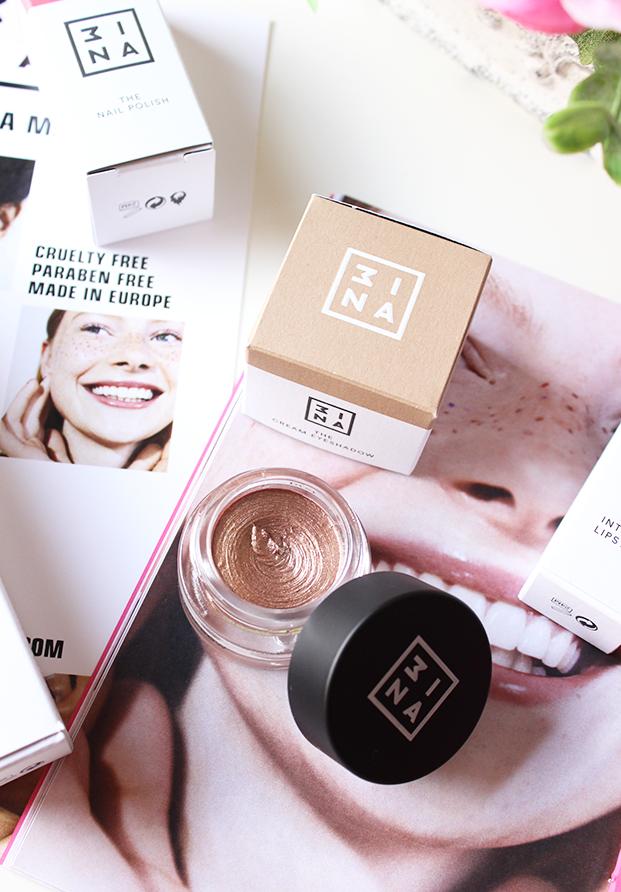 Probamos 3INA, una nueva marca de maquillaje que cumple las 3B