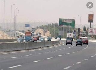 شاهد بالخرائط حاله الطريق الدائري المروريه على جميع  الانحاء    متابعه/ساره رشاد