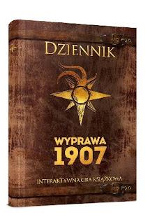 """""""Dziennik. Wyprawa 1907"""" – Kiafas Giorgios"""