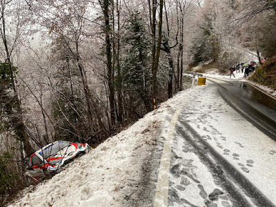 WRC Rally Monza
