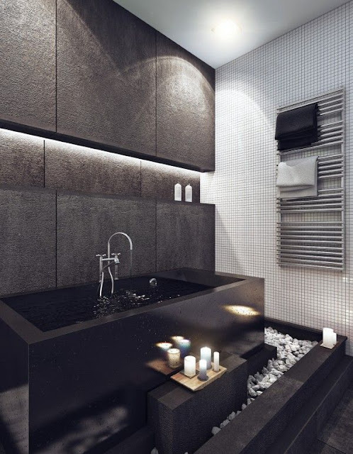 Design Tiles For Bathroom