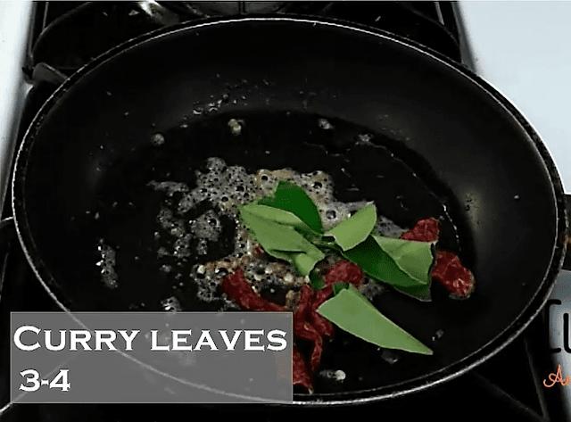 Cheera curry