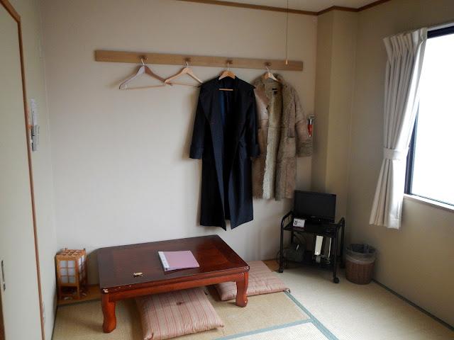 Habitación del Kyoto Hana Hostel