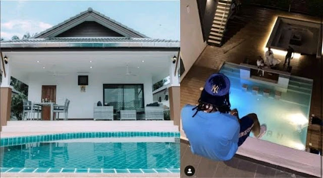 Too Much Money! Check Out Photos Of Burnaboy's Over ₦100m Mansion In Lekki
