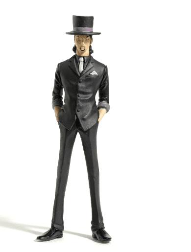 Rob. Lucci coleccion oficial de figuras de one piece