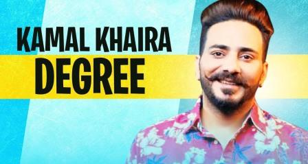 Degree Lyrics - Kamal Khaira ft. Bling Singh