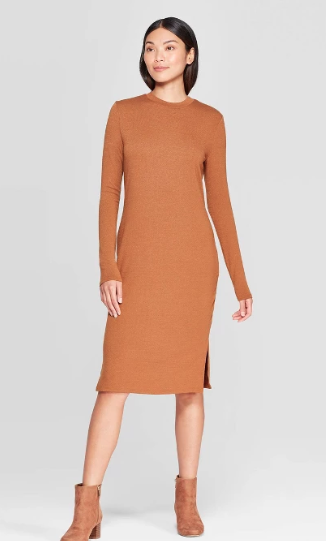 Target Long Sleeve Dress