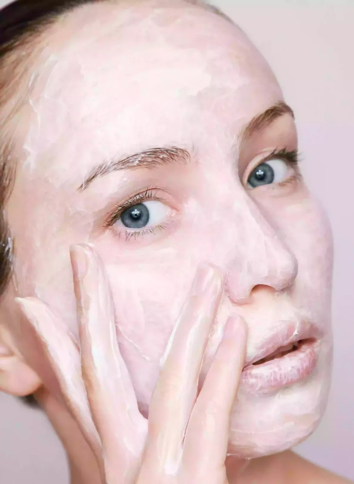 Advantages of Using Rice Flour face mask