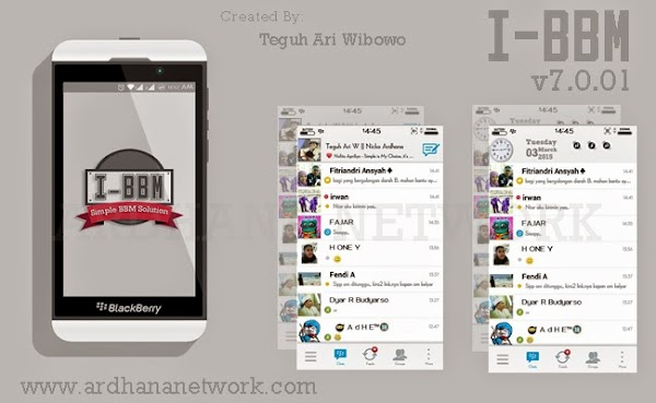 i-BBM V7.0.01 Simple BBM Solution