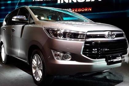 Berikut Keutungan Yang Didapat Saat Membeli Mobil Innova