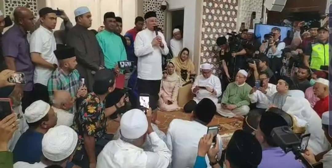 Sumpah Laknat Najib Razak