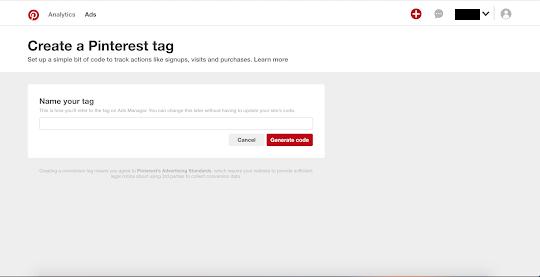 Tạo các tags liên quan sẽ giúp công cụ tìm kiếm của Pinterest sẽ hiểu doanh nghiệp bạn hơn