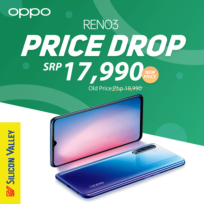 Check out this deal if you like the OPPO Reno3