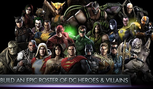 Injustice Gods Among Us Mod Apk