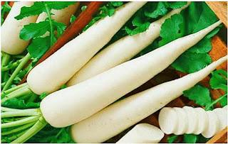 Cách ngăn ngừa nám, tàn nhang hiệu quả từ củ cải
