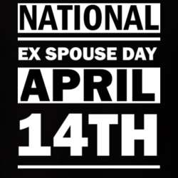 National Ex-Spouse Day Wishes Images download