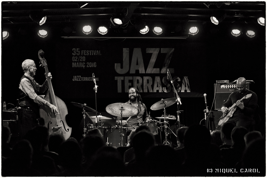 Dave Holland Trio, Nova Jazz Cava, Terrassa, 16/3/2016